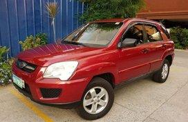 Selling Kia Sportage 2009 Automatic Diesel in Parañaque