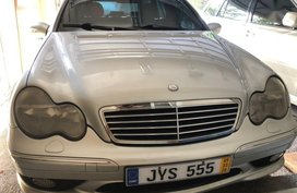Mercedes-Benz C200 2001 Wagon Automatic Gasoline for sale in Manila