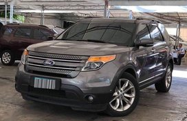 Selling 2nd Hand Ford Explorer 2013 in Meycauayan