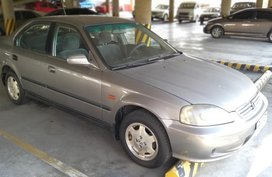 Sell 2nd Hand 1999 Honda Civic at 110000 km in Pasig