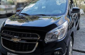 Selling Chevrolet Spin 2015 Automatic Gasoline in Quezon City