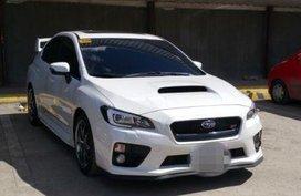 Selling Subaru Wrx Sti 2017 Manual Gasoline in Cebu City