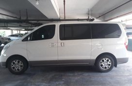 White Hyundai Grand Starex 2014 Automatic Diesel for sale in Pasig