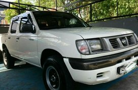 Selling 2nd Hand Nissan Frontier 2002 in Meycauayan
