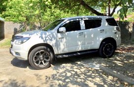 2nd Hand Chevrolet Trailblazer 2014 Suv at 60000 km for sale in Mandaluyong