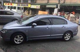 Selling Honda Civic 2008 Automatic Gasoline in Manila