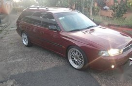 Selling 2nd Hand Subaru Legacy 1998 Automatic Gasoline at 80000 km in Caloocan