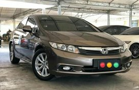 2nd Hand Honda Civic 2012 for sale in Parañaque