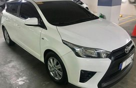 Selling Toyota Yaris 2016 Automatic Gasoline in Taguig
