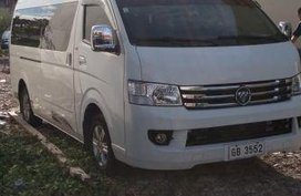 Like New Foton View Traveller for sale in Pasay