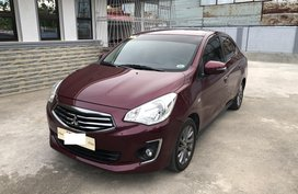 Sell Red 2017 Mitsubishi Mirage G4 in Imus