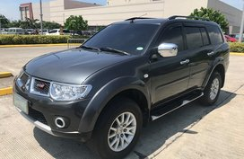 2nd Hand 2012 Mitsubishi Montero Sport for sale in Isabela
