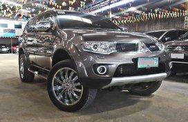 Used 2012 Mitsubishi Montero Sport for sale in Quezon City