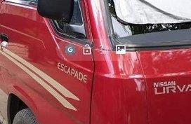 Selling 2nd Hand Nissan Urvan Escapade in Mangaldan