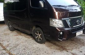 Sell 2nd Hand 2019 Nissan Nv350 Urvan at 4800 km in Taytay