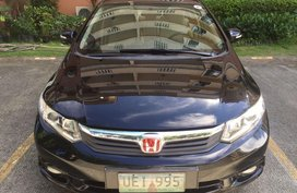Selling Honda Civic 2012 Automatic Gasoline in Taguig