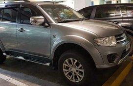 Sell 2nd Hand 2014 Mitsubishi Montero Sport Automatic Diesel at 43000 km in Las Piñas