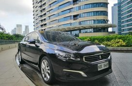 Selling 2nd Hand Peugeot 508 2016 in Makati
