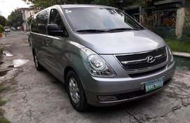 Hyundai Grand Starex 2012 Automatic Diesel for sale in Parañaque