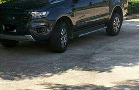 Selling 2nd Hand Ford Ranger 2019 Automatic Diesel at 4000 km in Pasay