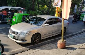 Selling 2nd Hand Toyota Camry 2012 at 60000 km in Las Pinas