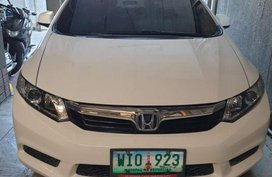 2012 Honda Civic for sale in Zamboanga City