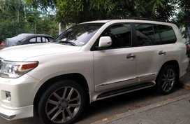 2nd Hand Toyota Land Cruiser 2013 for sale in Parañaque