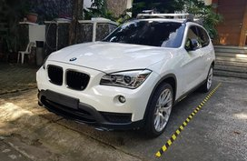 Sell 2015 Bmw X1 at Automatic Diesel at 12500 km in Manila