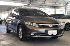 Selling Honda Civic 2012 Automatic Gasoline in Makati