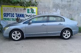 Selling 2nd Hand Honda Civic 2006 Automatic Gasoline at 120000 km in Angeles