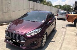 Selling 2nd Hand Ford Fiesta 2014 Manual Gasoline at 26000 km in Antipolo