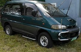 Selling 2nd Hand Mitsubishi Spacegear 1994 in Carmona