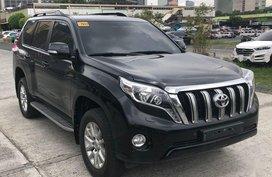 Selling 2nd Hand Toyota Land Cruiser Prado 2016 in Pasig