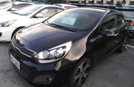 Sell 2nd Hand 2015 Kia Rio Automatic Gasoline at 20000 km in Parañaque