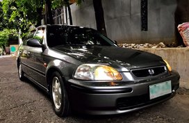 Honda Civic 1997 Automatic Gasoline for sale in Valenzuela