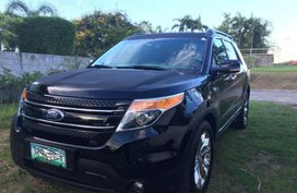 Selling Ford Explorer 2013 Automatic Gasoline in Pateros