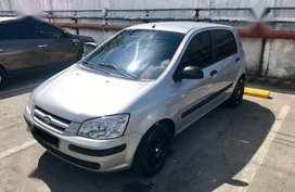 2nd Hand Hyundai Getz Manual Gasoline for sale in Bacong