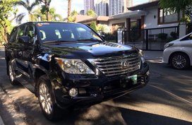 Selling 2nd Hand Lexus Lx 570 2009 at 90000 km in Quezon City