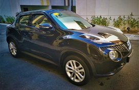 2nd Hand Nissan Juke 2016 Automatic Gasoline for sale in Quezon City