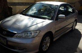 Selling Honda Civic 2004 Manual Gasoline in Marikina