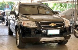 Selling 2nd Hand Chevrolet Captiva 2010 in Makati