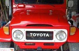 Selling Toyota Land Cruiser 1980 Manual Diesel in Malolos
