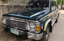Selling 2nd Hand Nissan Patrol 1996 at 130000 km in Parañaque