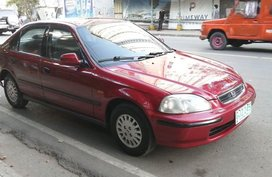 Selling Honda Civic 1999 Manual Gasoline in Cebu City