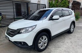 Selling Honda Cr-V 2012 Automatic Gasoline in Parañaque