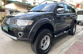 2nd Hand Mitsubishi Montero Sport 2010 Automatic Diesel for sale in Quezon City