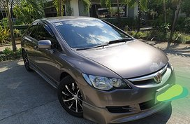 2nd Hand 2007 Honda Civic at 81000 km for sale in Rizal