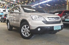 Sell Used 2008 Honda Cr-V at 64000 km in Quezon City