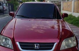 Red 1999 Honda Cr-V for sale in Pasig