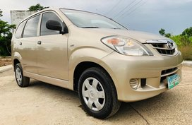 Selling Beige 2010 Toyota Avanza at 70000 km in Isabela